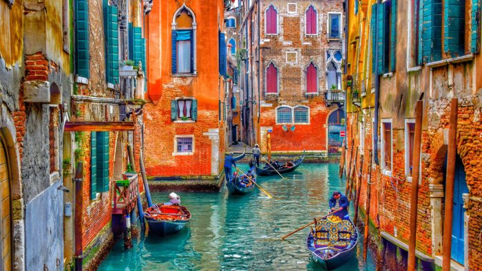イタリアの美しい景色