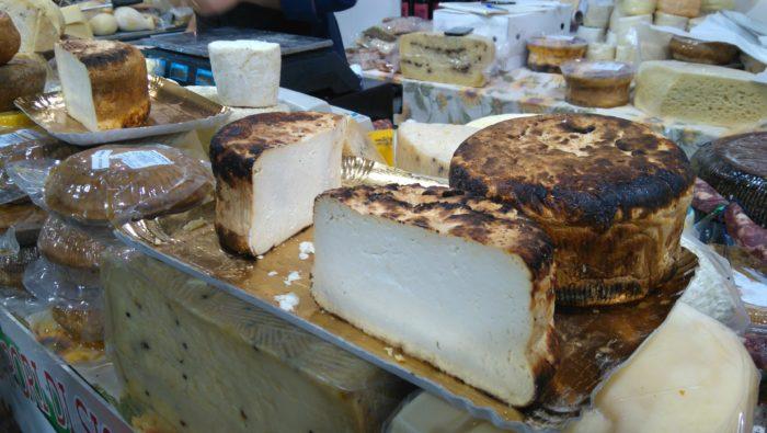 シチリアのリコッタチーズ