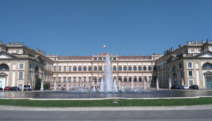 モンツァのレアレ邸