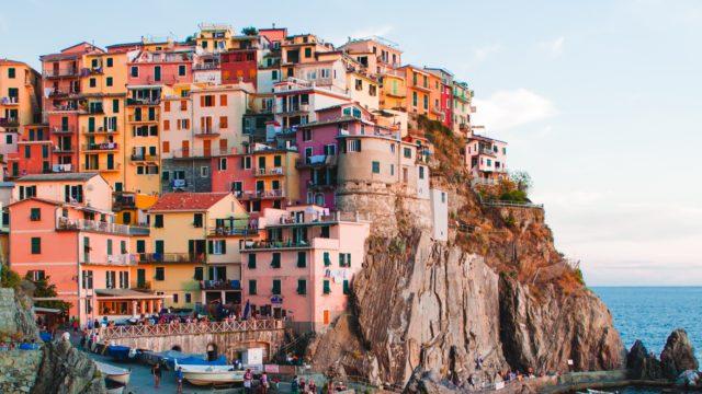 イタリアの絶景